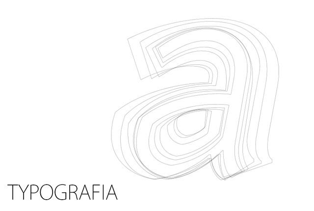 Typografia, jak polepszyć czytelność strony, mała litera a